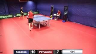 Ковалев А. vs Ратушняк В.