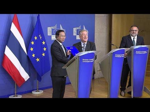 Ταϊλάνδη: Εύσημα της Ε.Ε. στη μάχη κατά της παράνομης αλιείας      …