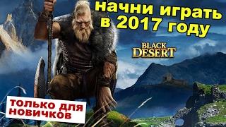 Black Desert (RU) - Как начать играть в BDO в 2017 (советы)