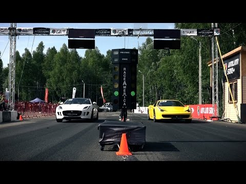 Mercedes - First place — Chevrolet Corvette Z06 (C6) (505 HP), Andrey M. Second place — Ferrari 458 Italia (570 HP), Ruslan M. Third place — Mercedes-Benz SL 63 AMG Performance Package (R231)...