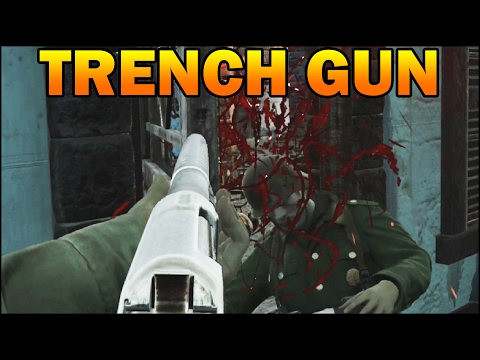 TRENCH GUN - CLOSE QUARTERS BLOODY KILLER - Days of War Gameplay - New WW2 Shooter