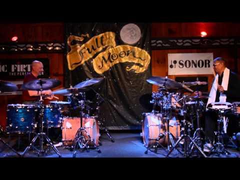 Beyond Backstage - Jack DeJohnette and Steve Smith - WOW