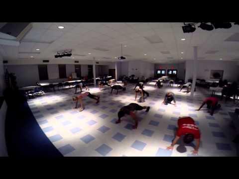 NC FIT CLUB: P90X 3 Sneak Peak Group Workout