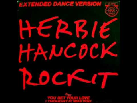 Herbie Hancock - Rock It (Long Version)