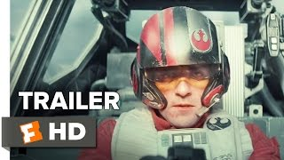 Star Wars  The Force Awakens Official Teaser Trailer  1  2015    J J  Abrams Movie Hd