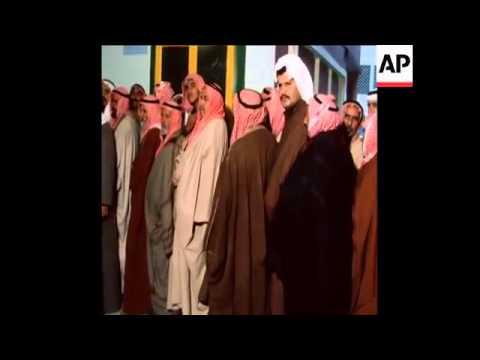 تصوير نادر لإنتخابات مجلس الأمة الكويتي عام 1975م