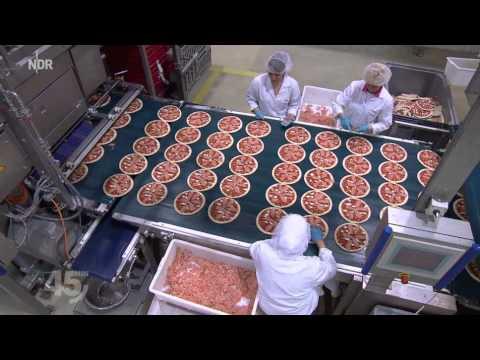 Deutschland, Deine Pizza - Was genau essen wir da e ...