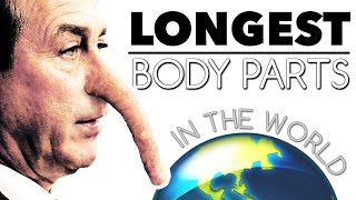 Video 10 Longest Body Parts In The World MP3, 3GP, MP4, WEBM, AVI, FLV November 2017
