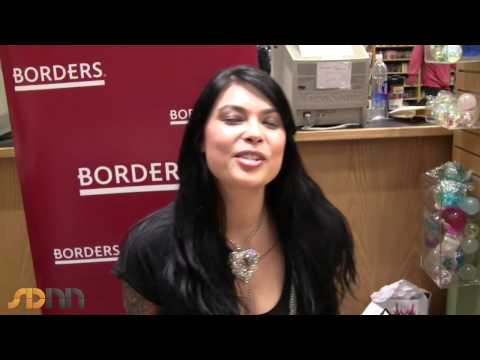 A minute with Tera Patrick and her new book