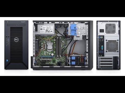 PowerEdge T30 Mini Tower Server Unboxing