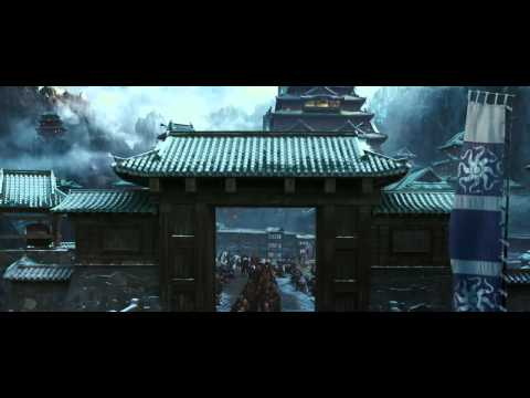 47 Ronin Official Trailer 1 2013  Keanu Reeves, Rinko Kikuchi Movie HD