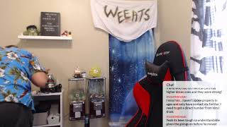 Who put all this weed in my pot? by  Weeats Reviews