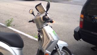 1. for sale Kymco 125 peoples