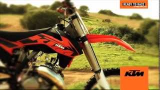 2. KTM SX125 2013 Official video