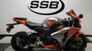 10. 2010 Honda CBR1000RR– used motorcycles  for sale– Eden Prairie, MN