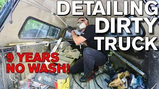Video Detailing Dirty Truck Interior after 9 Years! Chevrolet Silverado MP3, 3GP, MP4, WEBM, AVI, FLV Agustus 2019