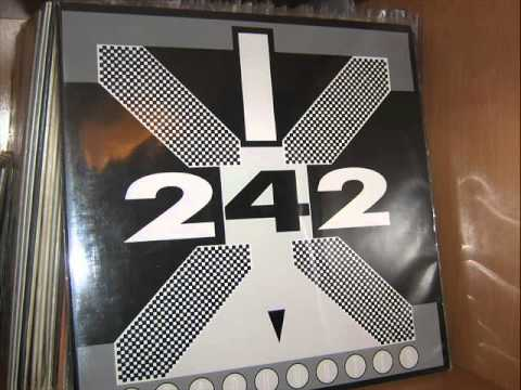 FRONT 242   WELCOME TO PARADISE  V 1 0   B1  1988  RED RHINO