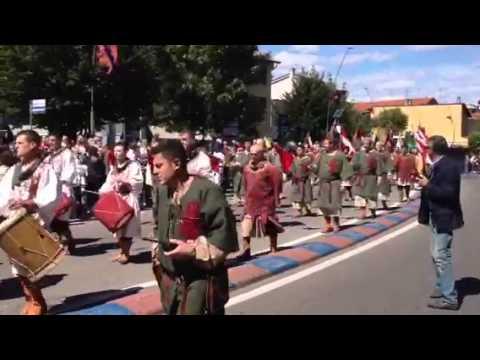 Palio di Legnano – La sfilata