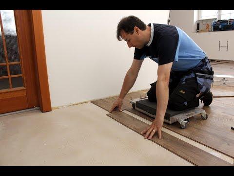 Jakým směrem pokládat vinylovou podlahu
