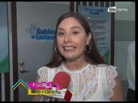 Cabina de lactancia materna se abrió en la terminal terrestre de Guayaquil