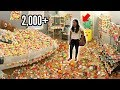 Room Covered in Squishies Prank on Little Sister2,000+ SQUISHIES