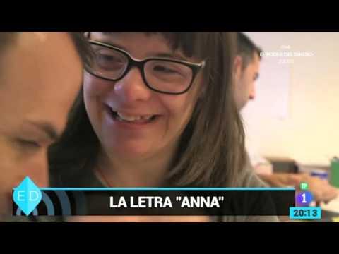 Ver vídeoSíndrome de Down: La letra Anna
