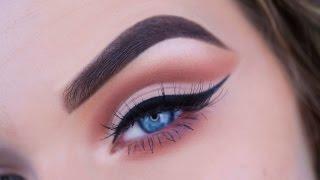 Download Lagu Cut Crease Eye Makeup Tutorial | ABH Modern Renaissance Mp3