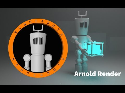 Cinema 4D :: Solid Angle - Arnold Renderer :: How to get started - Plugin - C4DtoA