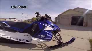 10. 2014 Yamaha SR Viper LT-X SE For Sale