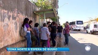 Sorocaba: moradores da zona norte reclamam que linhas de ônibus são insuficientes