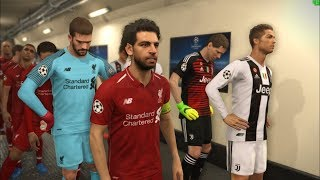 Video JUVENTUS vs LIVERPOOL I New Kits Season 2018/19 I PES 2018 Gameplay MP3, 3GP, MP4, WEBM, AVI, FLV Agustus 2018