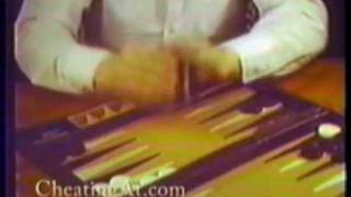 George Joseph's Cheating At Backgammon