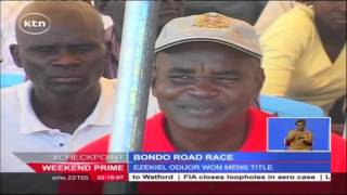 Winfridah Moseti and Fredrick Morang'a clinch women's and men's titles during Kisii 10KM road race