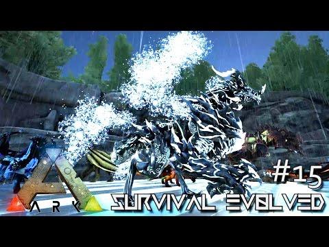 ARK: ANNUNAKI GENESIS MOD - ELDER DRAGON GODDESS Lvl 1000+ !!! S2E15 (Gameplay POOPING EVOLVED)
