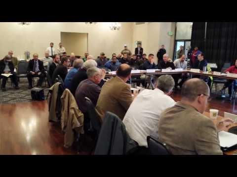 NIRPC Transportation Policy Cmte. Illiana vote