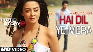 Hai Dil Ye Mera Video Song | Arijit Singh | Hate Story 2