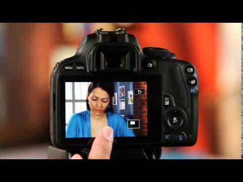 Canon EOS Rebel Digital Cameras Instructional Video