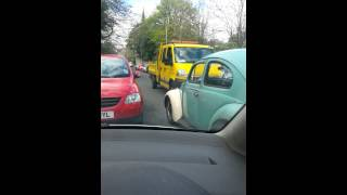 Halifax United Kingdom  city pictures gallery : road rage in Halifax, UK