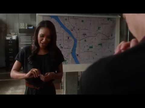 The Flash ep. 2: Barry talks to Iris