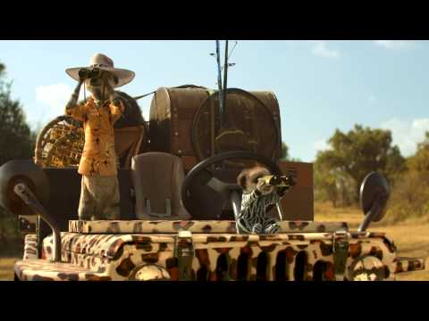 Oleg's Journey in Africa Begin | Compare the Meerkat TV ad