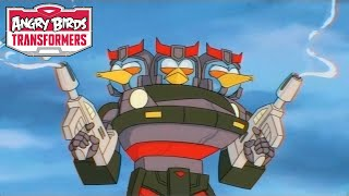 Angry Birds Transformers Vídeo YouTube