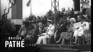Duke Of Edinburgh At Kenya Independence (1964)