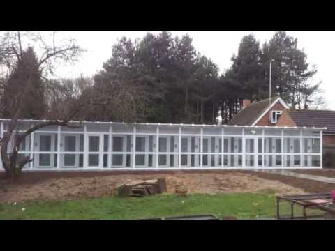 Martlesham RSPCA Cattery by Peticular Pens