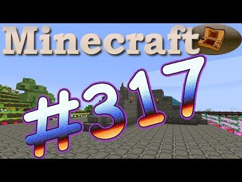 Minecraft [Deutsch|HD] #317 - Texturenpaket und Creeper explosion | Let's Play