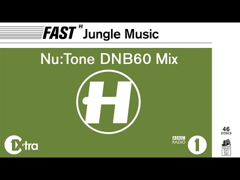 Nu:Tone - Fast Jungle Music DNB60 (BBC Radio 1Xtra Mix) (видео)