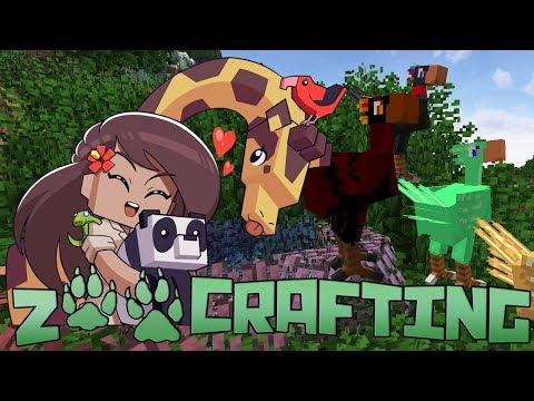 Chocobo Chicks Fly the Coop!! 🐘 Zoo Crafting: Lost Adventures • #8