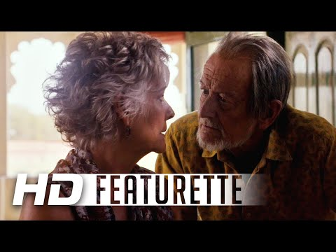 The Second Best Exotic Marigold Hotel (Featurette 'Blossoming Relationships')