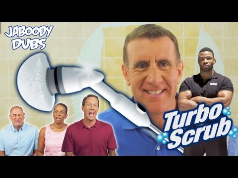 Jaboody dubs: Turbo Scrub Dub
