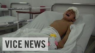哀しみのアフガニスタン(1)NATOが見放した無辜の市民を収容する病院