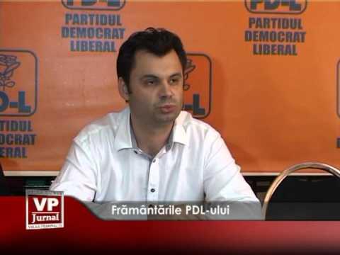 Frământările PDL-ului